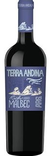 Terra Andina Malbec 2012 750ml - Case of 12
